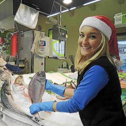 Palmas Markthändler(innen) haben gut lachen, denn das Weihnachtsgeschäft lohnt sich für sie besonders.