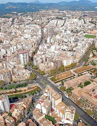 Auch das Bevölkerungswachstum von Palma hat ein vorläufiges Ende gefunden. Knapp 400.000 Menschen sind in der Stadt gemeldet.