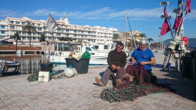 Die Fischer von Cala Bona haben jetzt ihren Unmut geäußert.