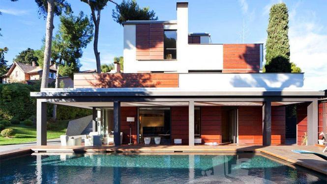 Die Villa in Barcelona wurde erstmals im Jahre 2013 zum Verkauf angeboten. damals für 9,8 Millionen Euro.