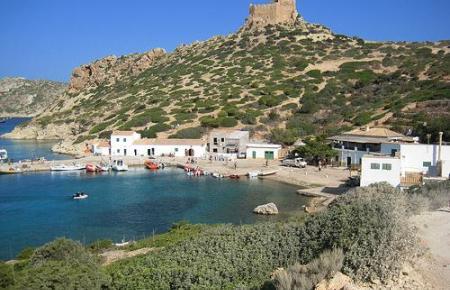 Der Meeresnationalpark von Cabrera, das ist die kleine Felsinsel vor der Süstküste von Mallorca, lockte 2014 rund 80.000 Besuche