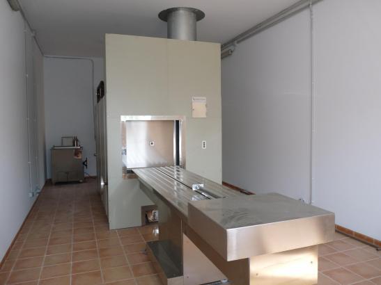 Palmas Krematorien sind vor allem im Winter stark ausgelastet.