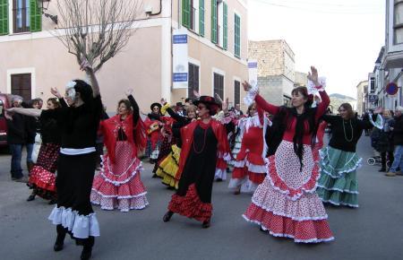 Karneval auf Mallorca 2015