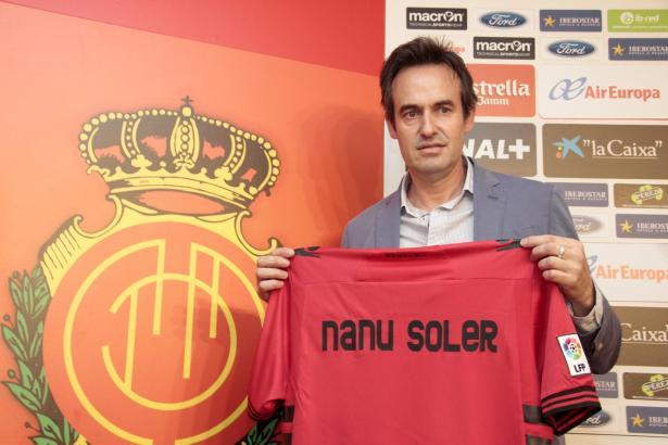 Im Juli 2014 wurde Soler schonmal als neuer Trainer präsentiert und dann wieder entlassen. Jetzt kommt der zweite Versuch.