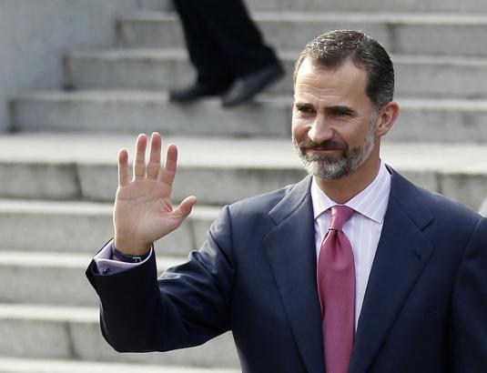 Ein Fünftel weniger Gehalt. Das hat König Felipe eigenhändig beschlossen.