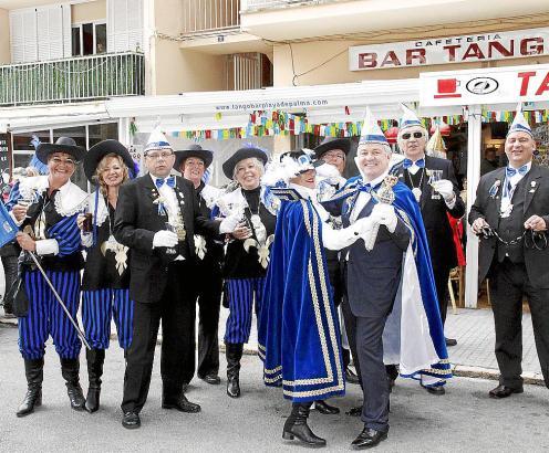 2013 bekamen die Narren einen Verweis von der Stadt Palma, seitdem laufen immer weniger Aktivitäten.