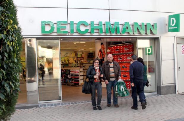 Die erste Deichmann-Filiale auf Mallorca. Foto: pl