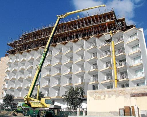 Mallorcas erster Integralplan erlaubt auch das Aufstocken von Hotels. Foto: nimü
