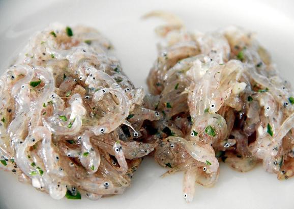 """Von den Römern wurde die Delikatesse als """"Meerschaum"""" bezeichnet."""
