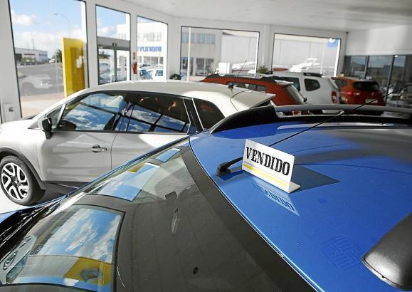 Der Autohandel auf Mallorca verkauft wieder mehr Fahrzeuge. Foto: UH