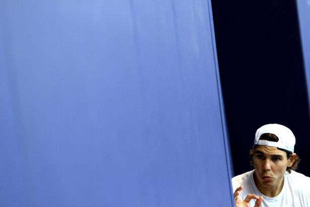 Mallorcas Tennisstar Rafael Nadal spielt wieder mit höchster Präzision. Foto: UH