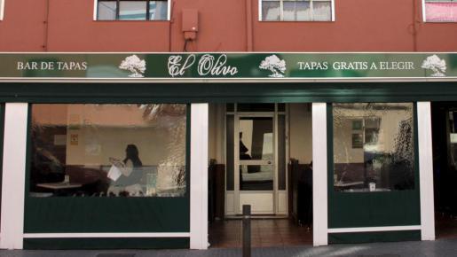 """Hier wird erstmal nicht mehr geschlemmt: Die Stadt hat den Betreibern des """"El Olivo"""" ein Riegel vorgeschoben."""