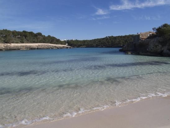 Der Naturpark Mondragó auf Mallorca.