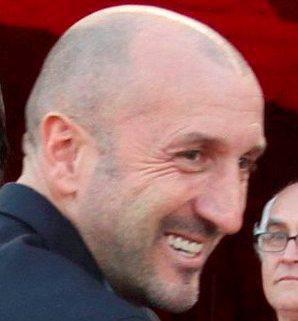 Da hatte er anscheinend noch Spaß: Saragossas Trainer Ranko Popovic.