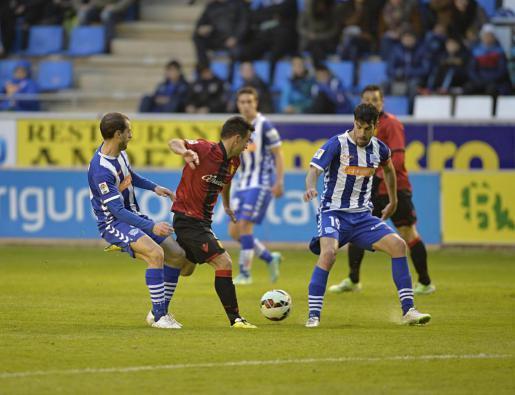 Alavés bot den Kickern von Real keine Chance.