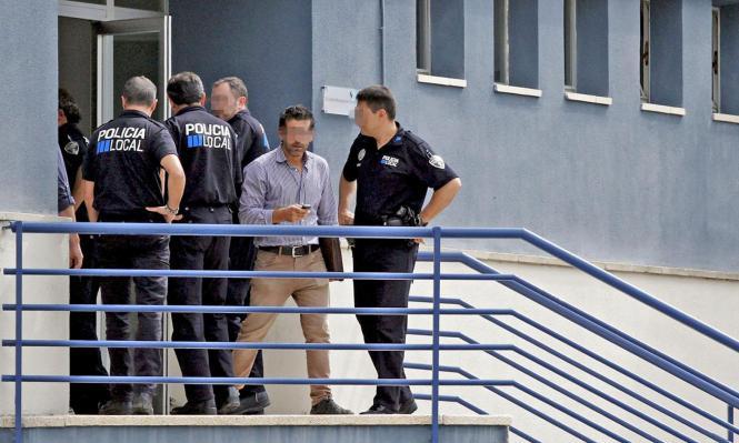 Das Archivfoto zeigt eine frühere richterliche Hausdurchsuchung in der Hauptwache der Lokalpolizei in Palma.
