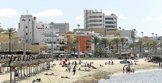 Der Integralplan soll die Playa de Palma modernisieren und verschönern.