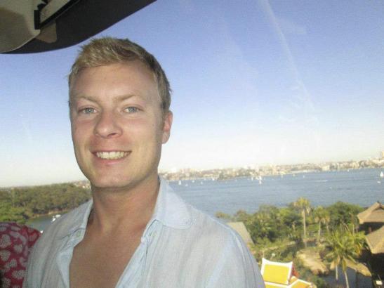 Der 28 Jahre alte Brite Paul Andrew Bramley war Passagier an Bord der Unglücksmaschine.