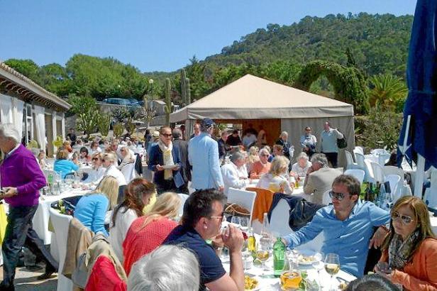Zur Veranstaltung im Golfrestaurant Campino in Camp de Mar werden über 300 Gäste erwartet.