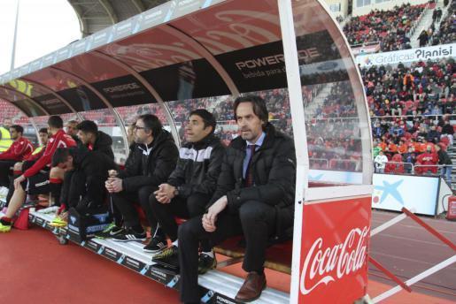 Der anfängliche Effekt des Trainerwechsels ist verpufft: Miquel Soler (r.) hat aus den lebten vier Spielen nur einen Punkt gehol