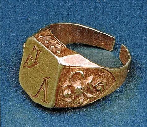 Der Goldring wurde in der Bucht von Santa Ponça entdeckt.
