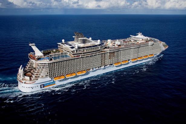 Die Allure of the Seas kommt am 25. Mai nach Palma.