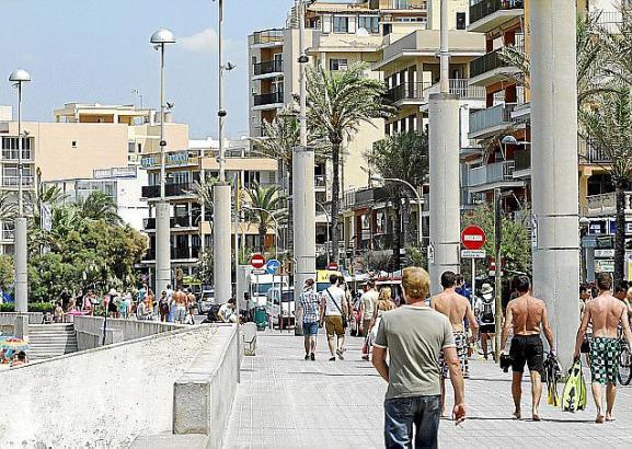 Der Integralplan für die Playa de Palma soll doch noch wahr werden.