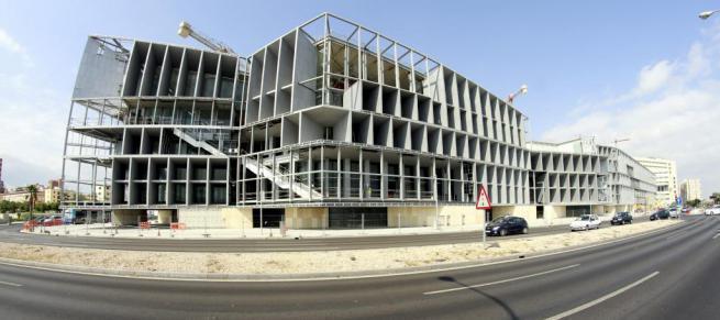 Gescheitert: Das vierte Ausschreibungsverfahren für den Kongresspalast von Palma de Mallorca.