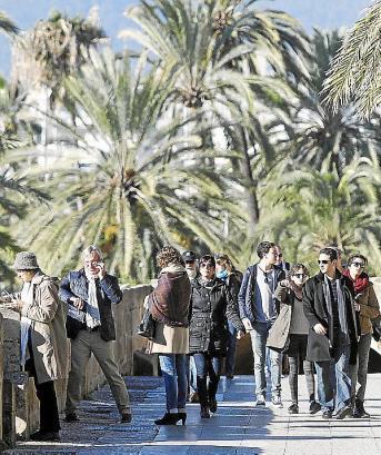Mehr als eine halbe Million Touristen kam zwischen Januar und März auf die Inseln.