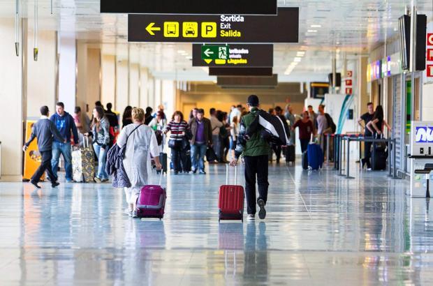 Es füllt sich: Die Balearen-Flughäfen erwarten ein Rekordjahr.