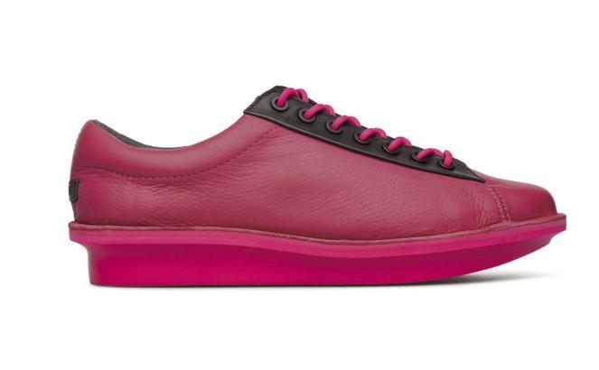 Die Marke Camper vertreibt Schuhe auf der ganzen Welt.