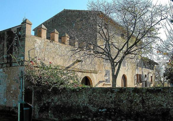PALMA - POSSESSIO DE SON ROSSINYOL. MAS FOTOS EN EL DISCO DEL DIA 14-12-2004
