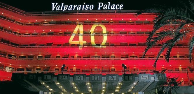 Im Hotel GPRO Valparaiso auf Mallorca wurde kürzlich das 40-jährige Jubiläum gefeiert.