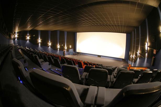 So sollen die neuen Kinosäle einmal aussehen.
