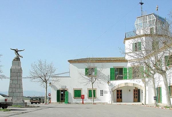 Angeblich Hort der Untreue: Die Luftwaffenbasis auf Mallorca.