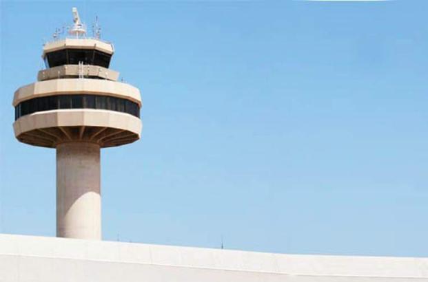 Anfang Juni könnte der Tower an Palmas Airport zeitweise verwaist sein.