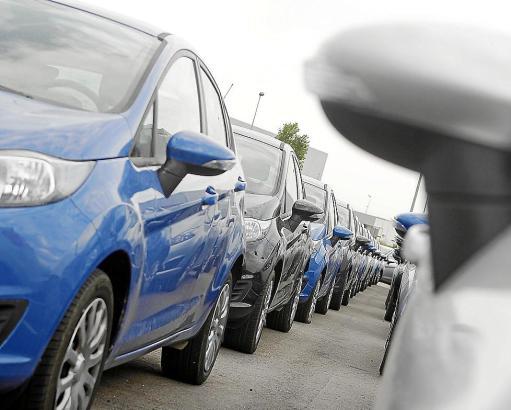 Auf Mallorca sind im Sommer rund 50.000 Mietwagen im Einsatz.