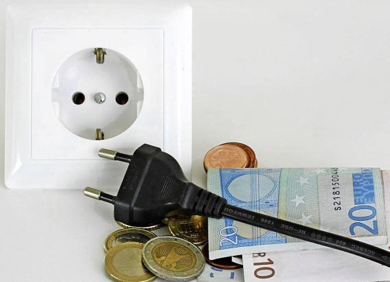 Die Stromrechnung sorgt in vielen spanischen Haushalten für Ärger, auch auf Mallorca.