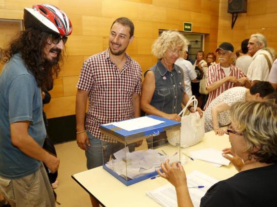Statt auf parlamentarische Verhandlungen setzen Podemos und Som Palma voll auf Basis-Abstimmungen.