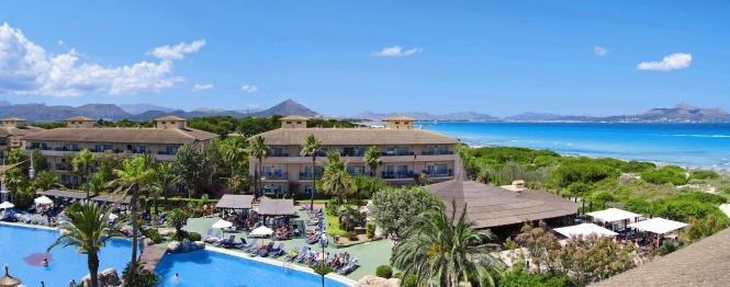 Alttours erwarb 2012 unter anderem das Hotel Eden Playa an der Playa de Muro.
