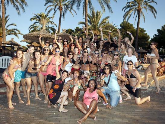 """Das """"Ella""""-Festival bringt immer mehr Gleichgesinnte auf Mallorca zusammen."""