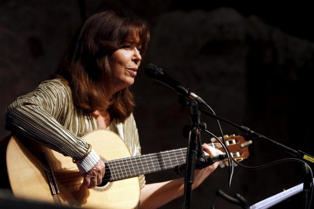 Maria del Mar Bonet ist eine Musik-Ikone im katalanischen Sprachraum.
