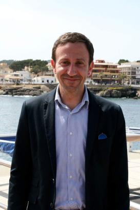 Bürgermeister Rafel Fernández setzt auf den Hafen von Cala Rajada.