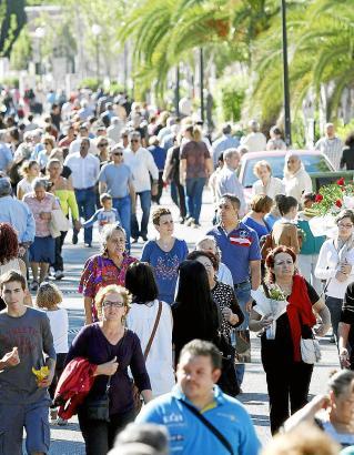 Auf Mallorca und den Nachbarinseln leben über 1,1 Millionen Menschen.