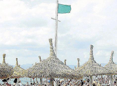 Immer ein laues Lüftchen: Der Küstenwind Embat sorgt auf Mallorca für eine frische Brise besonders an den Stränden.