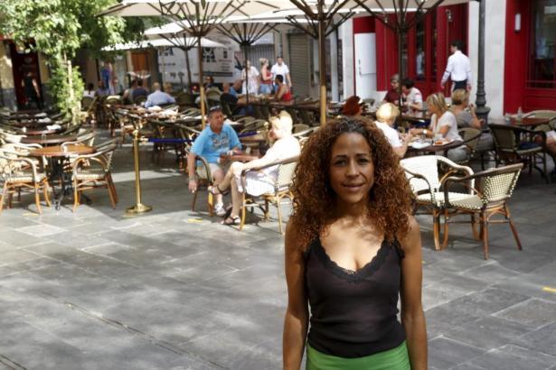 Kämpft gegen zu viele Terrassen: Stadträtin Aurora Jhardi.