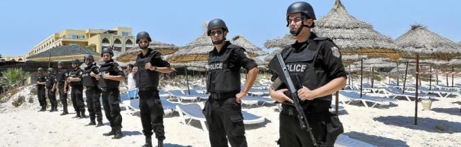 Tunesien reagiert mit Sicherheitsaufgebot auf die Anschläge