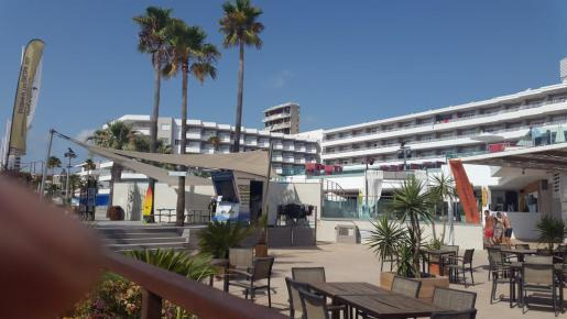 Der Zwischenfall ereignete sich in einem Hotel in Magaluf.