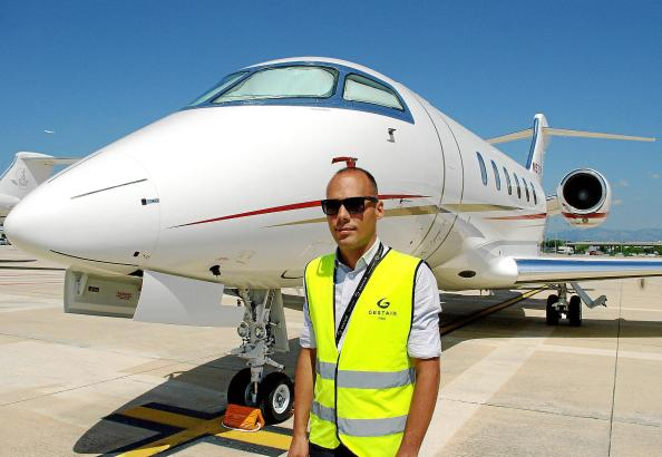Die Nachfrage nach Flügen mit Privatjets am Airport von Palma steigt.