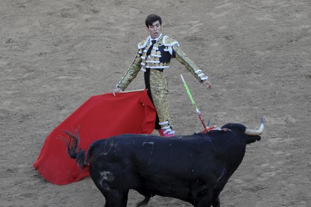 Mit dem Stierkampf in Palma wird es bald  vorbei sein.